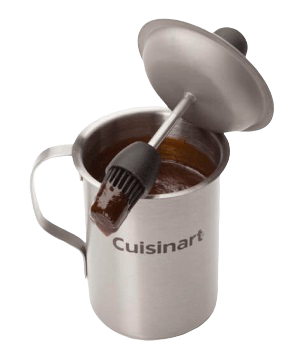 Cuisinart CP 1116 Sauce Pot and Basting Brush