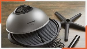 George Foreman 15 indoor electric grill