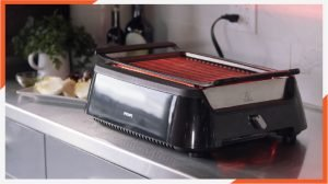 Philips HD6371 indoor electric grill