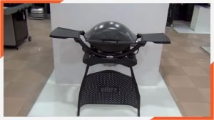 Weber Q 2400 indoor electric grill